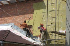 утепление ремонт фасадов Гродно