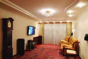 ремонт гостиной зала