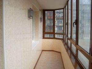 ремонт отделака балконов и лоджий