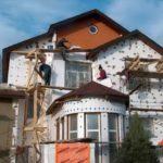 утепление ремонт фасадов Минск